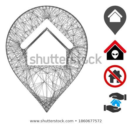 3D · branco · abstrato · vetor · arte - foto stock © cteconsulting