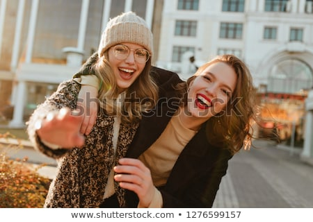 autumn friends stock photo © paha_l