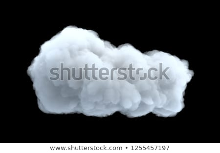 Stock photo: Cotton wool