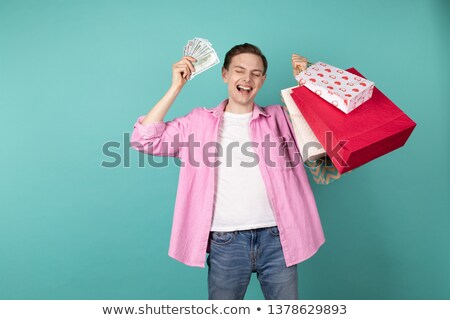 Money in Fancy Evening Bag Stock photo © tainasohlman
