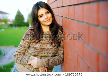 wistful young woman stock photo © ssuaphoto