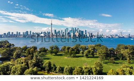 Lake in Ontario Stock photo © AlphaBaby
