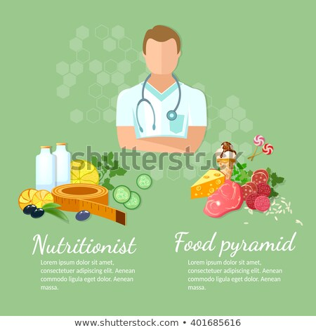 bad diet protection stock photo © lightsource
