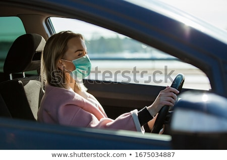Stock photo: Medical vehicle