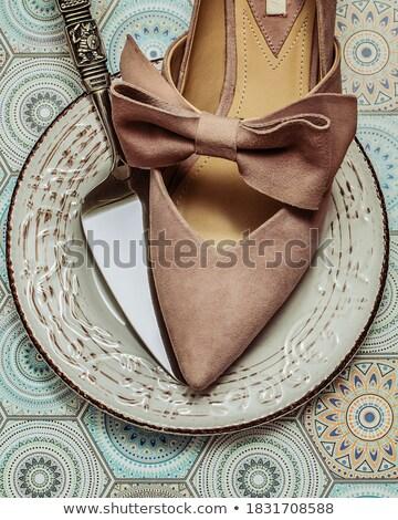 pasta ballerine stock photo © zhekos