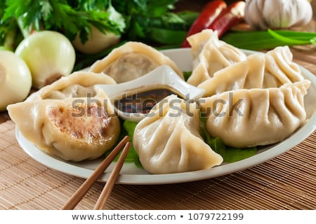 dumplings stock photo © yelenayemchuk