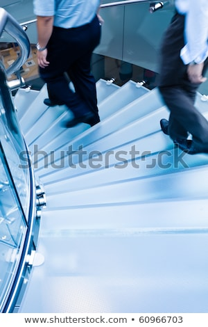 people stairway blur Stock photo © sirylok