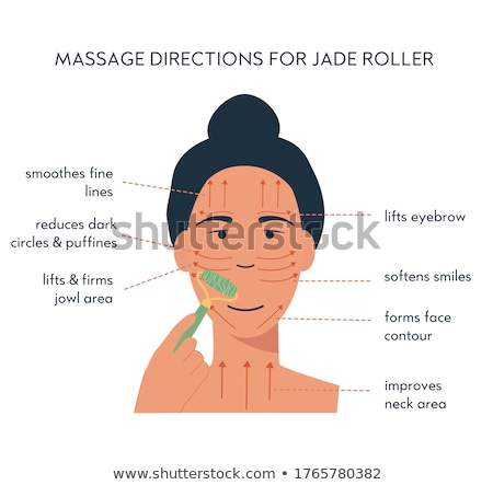 Stock photo: Massage roller
