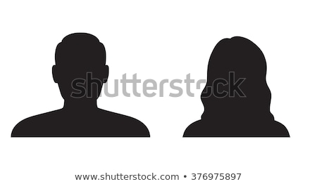 people heads silhouette stock photo © paha_l