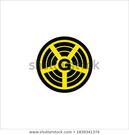 3g Sign Yellow Vector Icon Design Stock photo © rizwanali3d