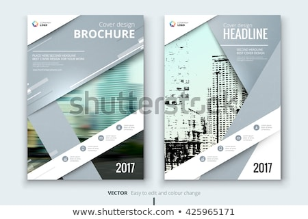 ideas concept folders in catalog stock photo © tashatuvango