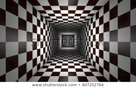 Limited consciousness (chess metaphor) Stock photo © grechka333