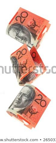 Australian Twenty Dollar Note Stock photo © kitch