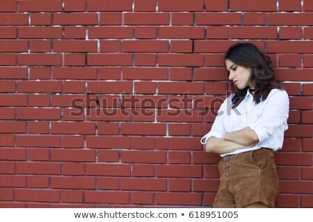 Agressive teen Stock photo © sapegina