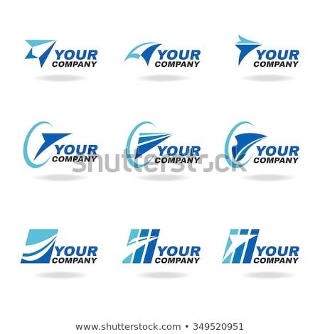 Transport logo transport Photo stock © Filata
