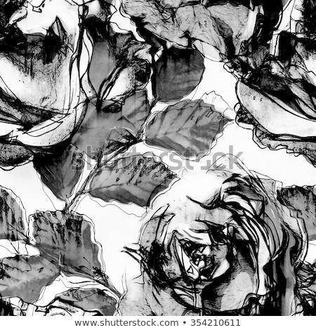 Senza soluzione di continuità abstract vintage bianco pattern design Foto d'archivio © aliaksandra