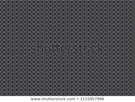 Keten mail pantser textuur middeleeuwse metaal Stockfoto © 5xinc