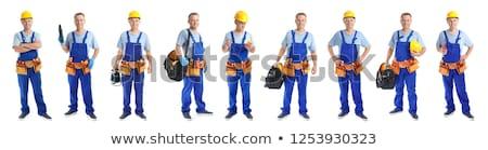 ferramenta · cinto · diferente · ferramentas · isolado · branco - foto stock © janssenkruseproducti