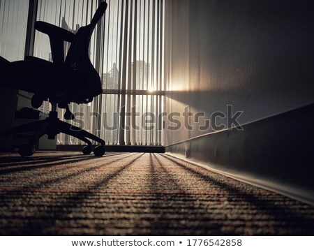 empty room with spot lights Stock photo © SArts