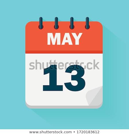 13th May Stock photo © Oakozhan