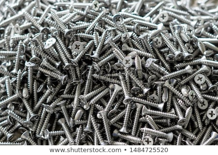 Threaded Screws Stock photo © make