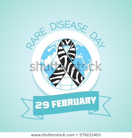 Rare Disease Day linear style Stock photo © Olena
