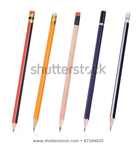 Stand out - pencils #4 Stock photo © Oakozhan