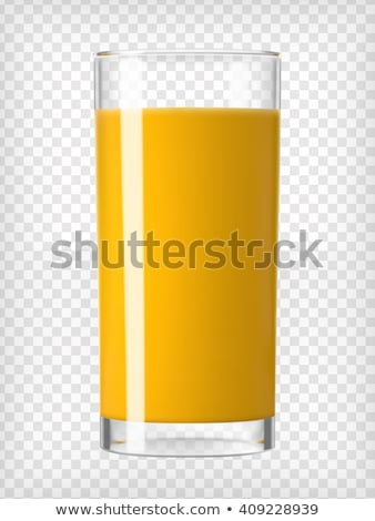 jus · d'orange · isolé · blanche · eau · été · orange - photo stock © maryvalery