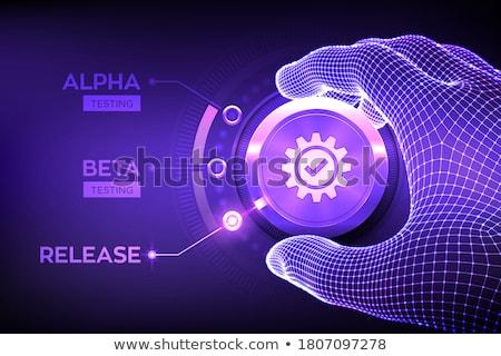 Product testing concept vector illustration. Stock photo © RAStudio