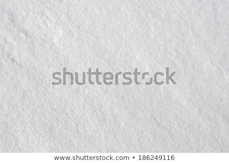 Detail of snow texture with shadows - background Stock photo © brozova