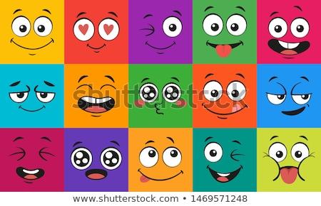 Smiling expression stock photo © iko