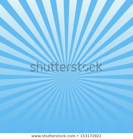 vektor · egyenes · vonalak · absztrakt · kék · csík - stock fotó © lenapix