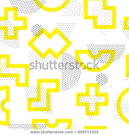 Black bubbles seamless abstract texture Stock photo © fixer00