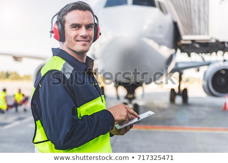 Young man's 'earmuffs' Stock photo © photography33
