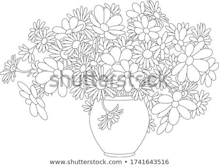 Celebratory bouquet. Stock photo © maisicon