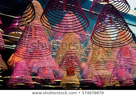 Coils Of Incense Stock photo © searagen