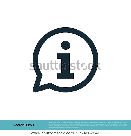 info icon Stock photo © nickylarson974