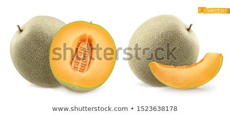 Dinnye friss gyümölcs senki Stock fotó © Digifoodstock