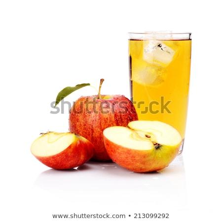 iced apple juice stock photo © digifoodstock
