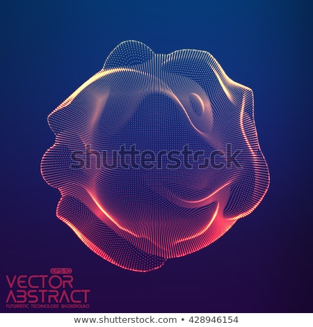abstract corrupt or glitch background Stock photo © SArts