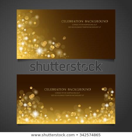 Premie luxe gelukkig diwali banners kaart Stockfoto © SArts