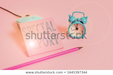special coverage news background concept Stock photo © SArts