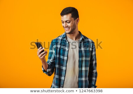случайный человека рубашку Сток-фото © feedough