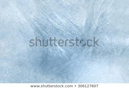 Stock fotó: Textúra · absztrakt · tél · közelkép · hó · háttér