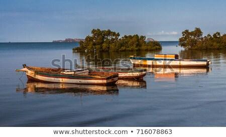 landscape of Antsiranana Bay, Madagascar Stock photo © artush