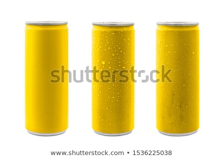canned yellow Stock photo © yakovlev