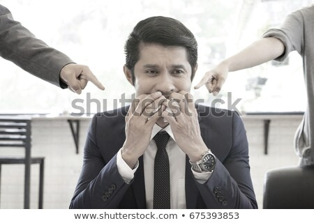 Blaming your boss Stock photo © stevanovicigor
