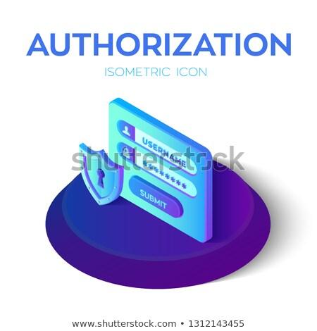 Register key concept stock photo © REDPIXEL