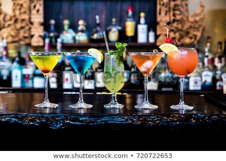 mixed drink Stock photo © nito