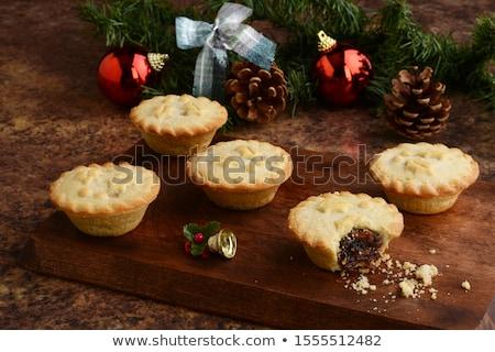 Small pie. Stock photo © asturianu